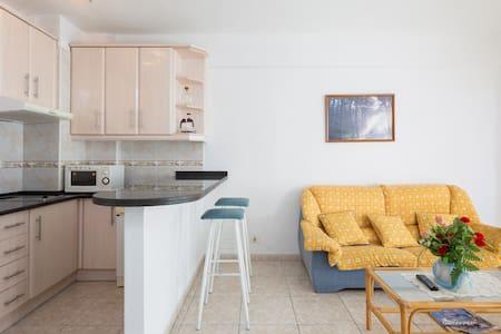 Apartamento en Playa de la Arena - Wohnung