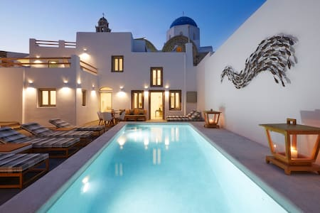 ANTELMI HOUSES MESARIA - Villa