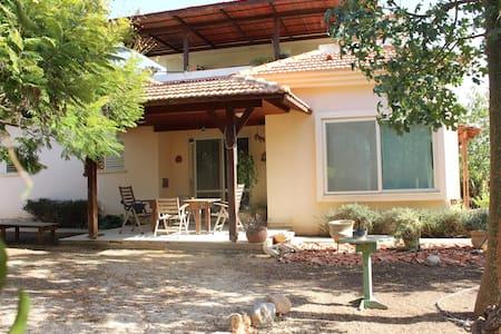House Tavor Landscape Terrace - Kfar Kisch - Ház