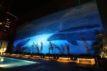 Whale View - San Diego - Apartamento