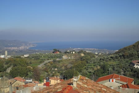 Room at only 10 km from Ionian sea - Apartment