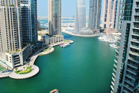 Awesome Location with Marina Views