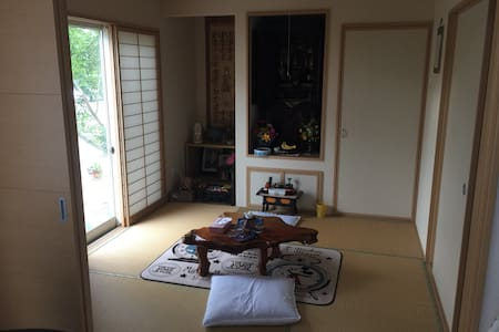 shear room D homestay@10~15min - 宮崎市 - Maison