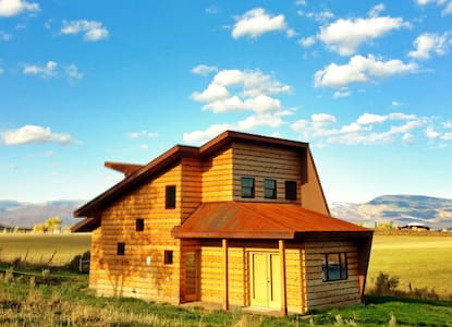 Modern Cabin, Missouri Heights, 360 Magical Views - Carbondale