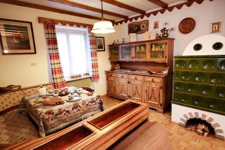 Appartamento Tipico Ladino - Appartamento