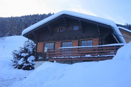 Chalet 10 personnes Vercorin - Chalais - Alpstuga