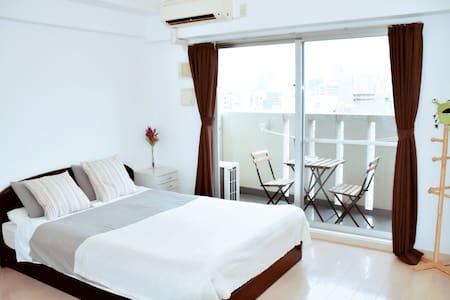 SALE、十二月特价!高级公寓、黑门、动漫街旁边 - Ōsaka-shi