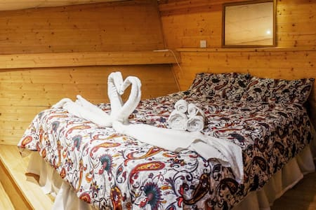 Beautiful Captain's room in the bow boat - Greater London - Boat