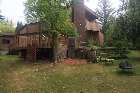 Private country Oasis thats pet friendly - Sturgeon County - House