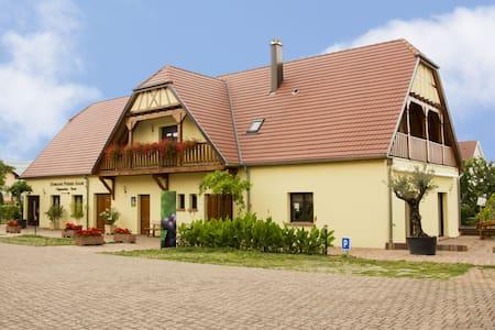Chambre d'hôte chez le vigneron - Ammerschwihr - Bed & Breakfast