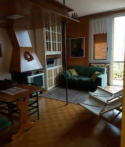 Trilocale con stupenda vista lago - Brunate, Lombardia, IT - Apartment