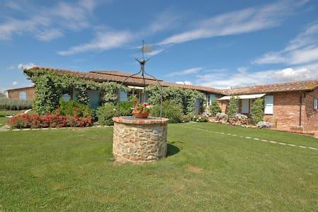 Casa Angela - Casa Angela 2, sleeps 3 guests - Pozzo della Chiana - Apartamento