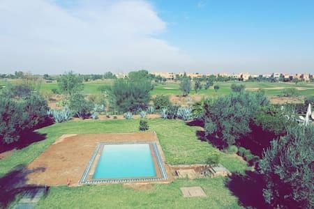 Superbe Villa à Samanah Golf Club - Marrakesch - Villa