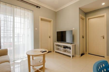 温馨一房一厅|广州塔旁|近琶洲/客村 - Wohnung