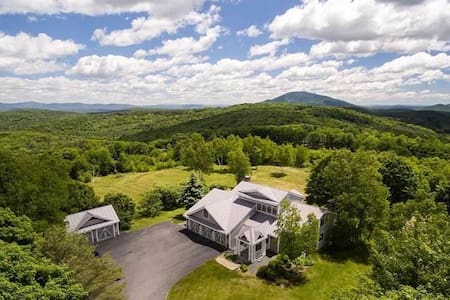 Stunning hilltop heaven - West Windsor