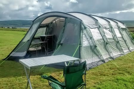 Pondside Ready tent (6) - Telt