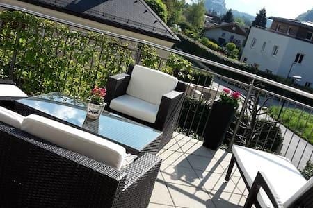 Kleines Paradies - Salzburgo