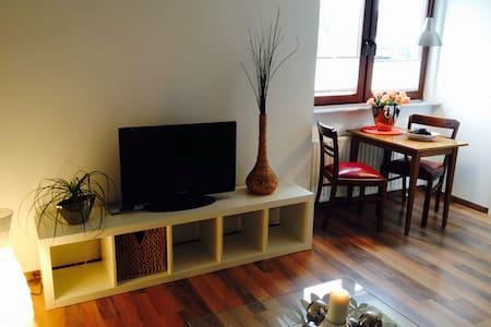 Schöne 2-Zimmerwhg. in ruhiger Lage - Apartment