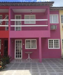Casa Dúplex A 50 metros da Praia. - Hus