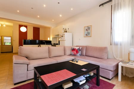 Cozy  apartment in Heraklion - Heraklion - Huis