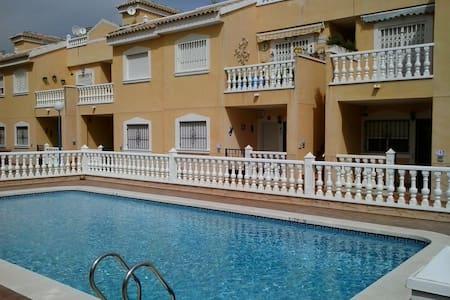 FORMENTERA DEL SEGURA BAJO - Formentera del Segura - Apartment