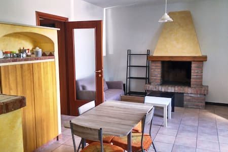 Appartamento 1 in villetta - Flat 1 in cozy chalet - Lejlighed