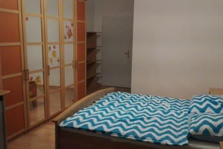 Top Zimmer mit genialen Stadtblick - Apartment