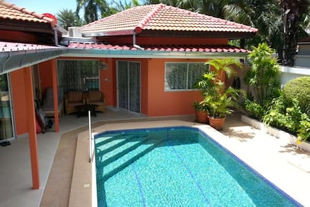 Very quiet guestroom in Jomtien - Bed & Breakfast