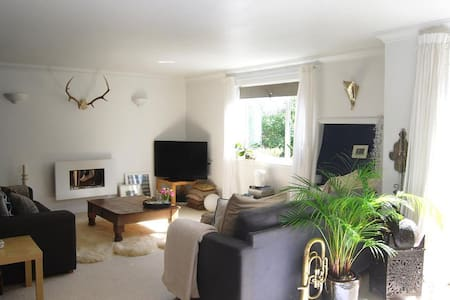 Fab city centre room with private parking! - Apartamento