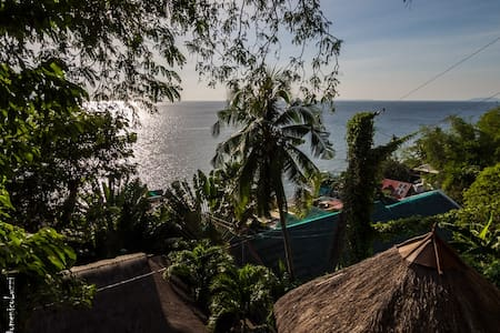 Tropical Rest House with Ocean Views - Mabini - Wohnung