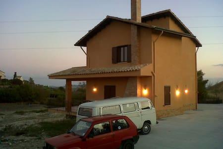 La dimora del Roveto - Racalmuto - Sommerhus/hytte