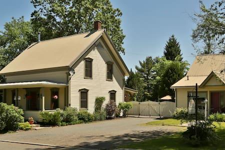 Maison centenaire convertie en gîte - Haus