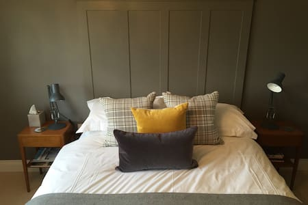 Boutique style double room with fantastic views - Casa