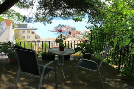 Studio Apartment / Patio Sea View (sleeps 2) - Lägenhet