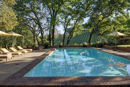 Little Gidding - Peace & Quiet in Wine Country - Sonoma - Villa