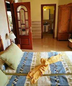 Room, pvt in stunning villa seaview - Costa Calma