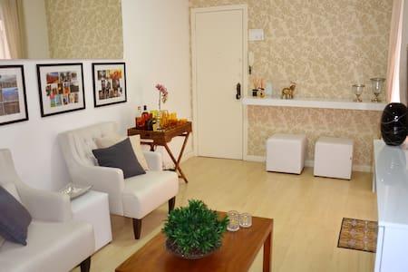 Charmoso apartamento em Belo Horizonte - Belo Horizonte - Apartamento