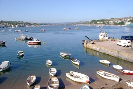 Beach living, glorious sunsets, stunning views - Teignmouth