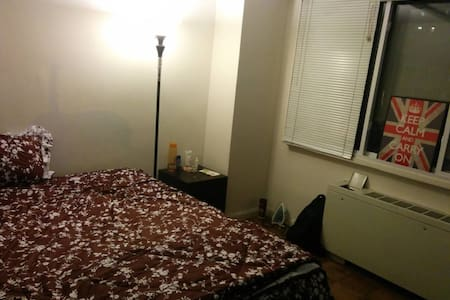 Large Bedroom Available near Columbus Circle - New York - Apartment