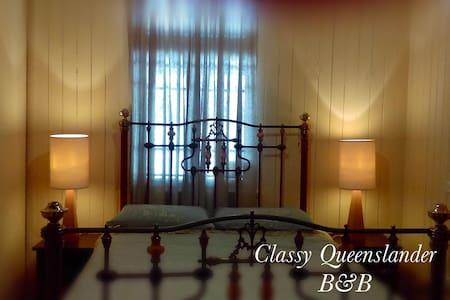 Queen double room - Herston - Haus
