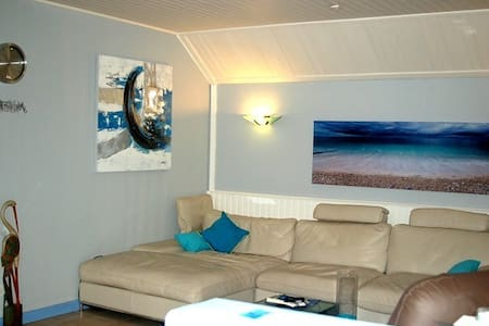 Great Apartment with Fabulous Beach - Apartment