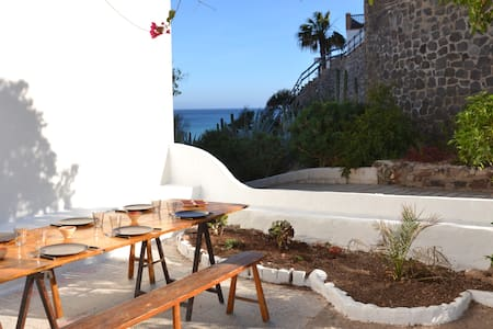 Casa CORBEL - beach direct access - House