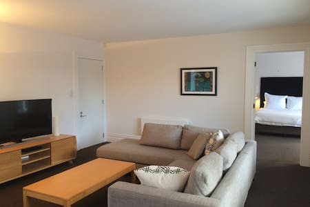 Spacious well equipped Herne Bay apartment - Auckland - Villa