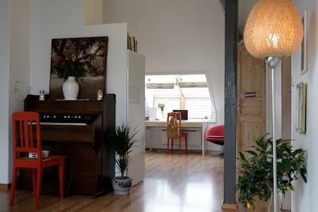 Bright Penthouse Near Everything! - Wohnung