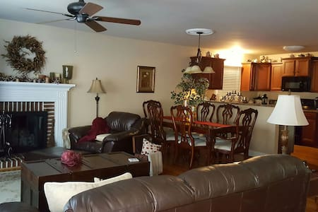 Cozy Furnished House near I-85. - Thomasville