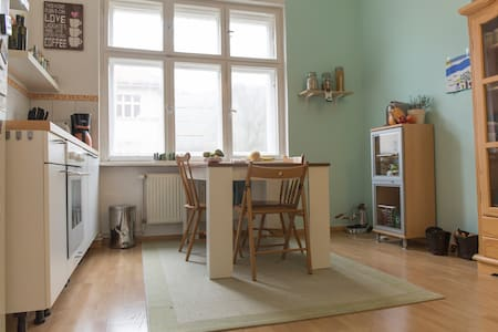 Cozy & nicely centered apartment 2 - Berlin - Apartment