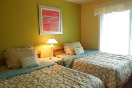 Sunny, Family-friendly, nice pool 2 dbl bed - Freehold - Σπίτι