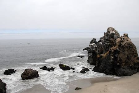 South of Lima BEACHES and DESERT - Lima