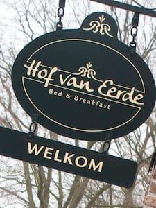 B&B Hof van Eerde - Bed & Breakfast