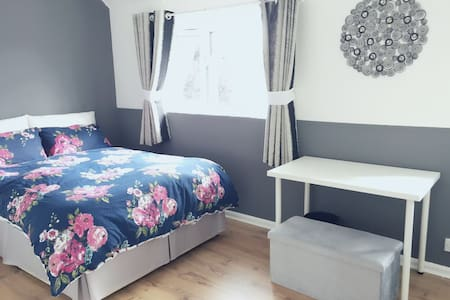 Sweet shepshed-convenient and stylish double room - Shepshed - 別荘